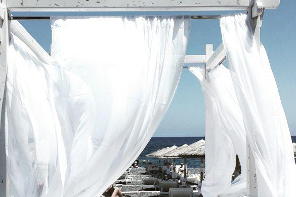 beach Santorini