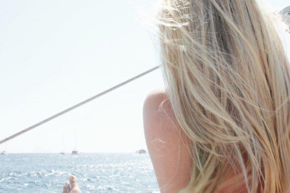 sailing hairstyle